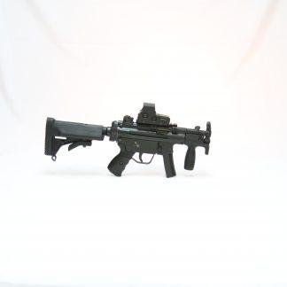 Tactical Remington 700 ADL Long Action LH – Choate Machine