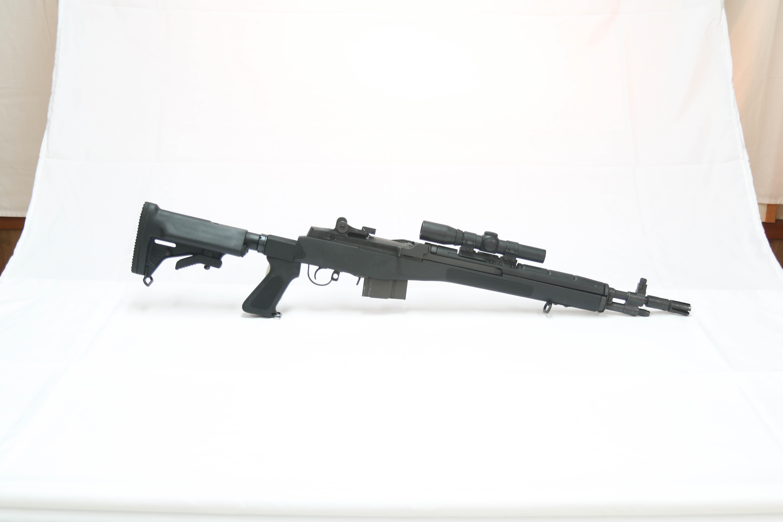 M1A/M14 M4 Telescoping Pistol Grip Stock