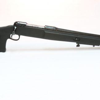 Stevens 320 shotgun magazine extension +1 round matt finish