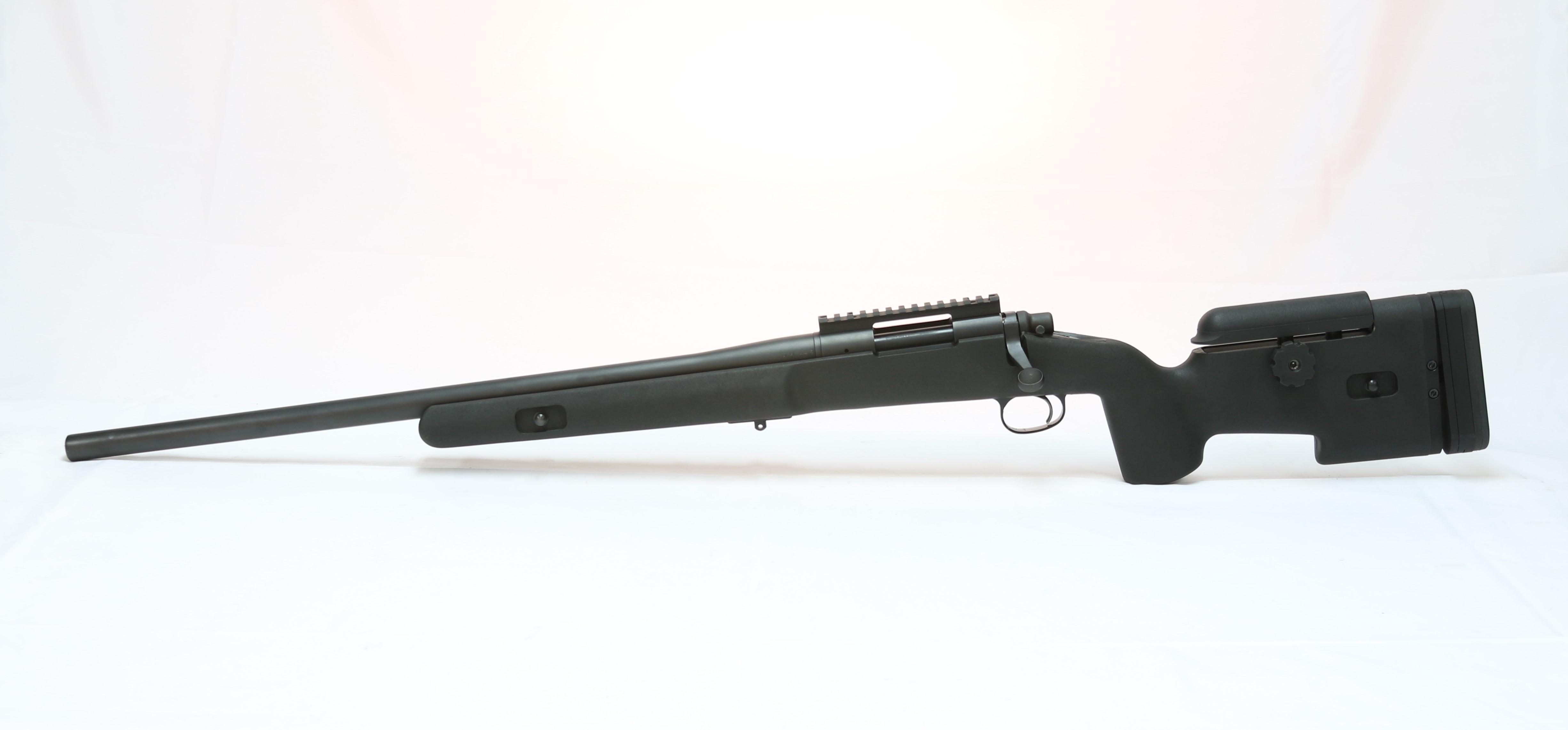 Tactical Custom Package Remington 700 ADL Short Action Left Hand