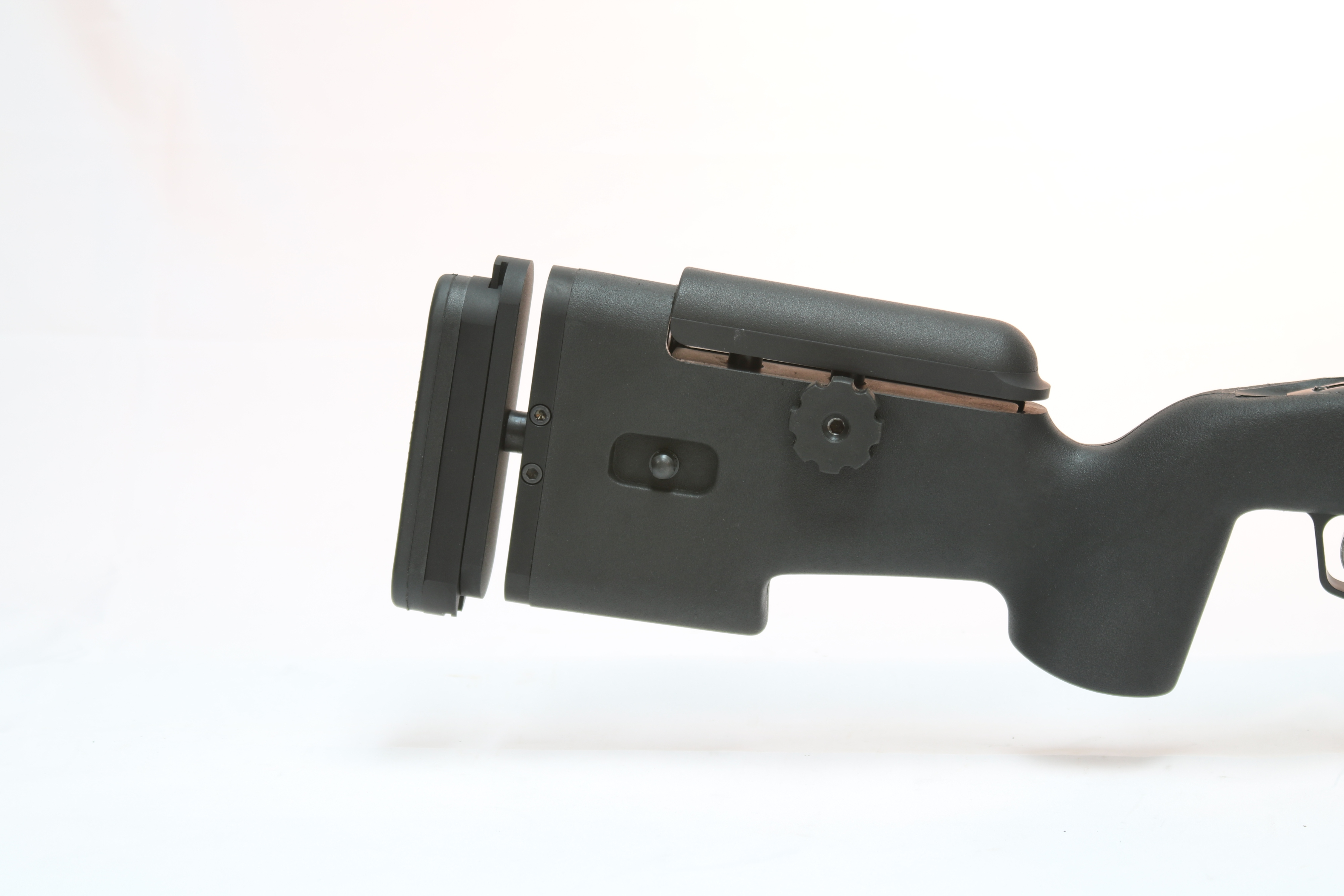 Tactical Custom Package Savage 110 Long Action Center feed Stock Left hand